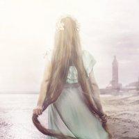 Ветреная... :: Мария Буданова