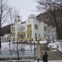дворец эмира Бухарского в г.Железноводске :: Евгений