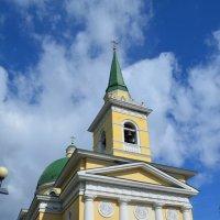 Омский Свято-Никольский Казачий собор :: Savayr