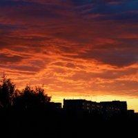 Загадочный закат! :: Маргарита Кириллова