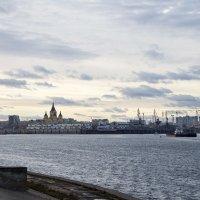 Нижний Новгород в ноябре :: Олег Пученков