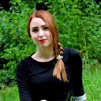Умей всегда всем улыбаться :: Анастасия Фёдорова