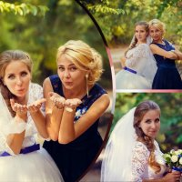 Свадьба Каролина :: Иван Александров