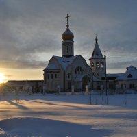 Храм :: Наталья Якимова
