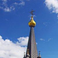Часовня святителя Николая. :: Ирина Нафаня