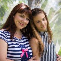 Мама с дочкой :: Valentina Zaytseva