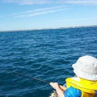 Fishing :: Sarah C