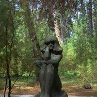Унылая женщина :: Андрей Наумов