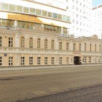 Москва,Таганская улица, 21 :: Александр Качалин