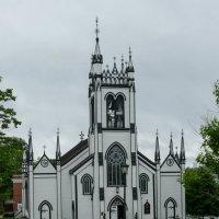 t. John Anglican Church, 1754 (г. Люненбург, Канада) :: Юрий Поляков