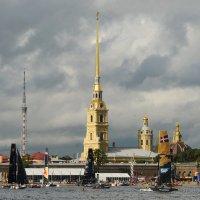 Регата Extreme Sailing Series :: tipchik