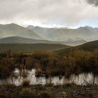 Дождь в горах... :: ФотоЛюбка *