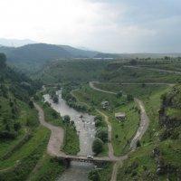 Ущелье реки Дзорагет :: Volodya Grigoryan