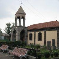 Церковь Сурб Саргис :: Volodya Grigoryan