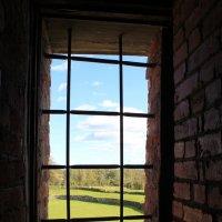 Вид из окна крепости Корела :: Наталья Лунева