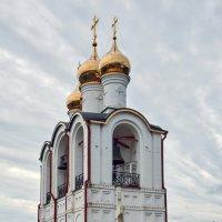 Свято-Никольский женский монастырь. Колокольня. :: Ирина Токарева