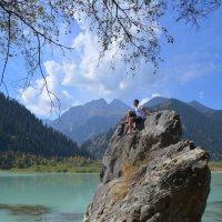 Озеро Иссык, :: Anna Gornostayeva
