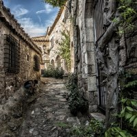 I was alone in the urban maze :: Dmitry Ozersky