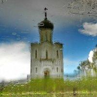 Храм Покрова на Нерли. 2006 :: Анатолий Борисов
