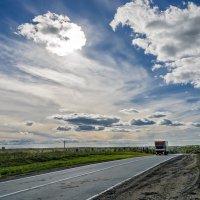 По дороге с облаками :: Galina