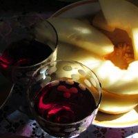 И тонкий вкус дыни... :: Ирина Румянцева