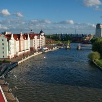 Калининград, Рыбная деревня :: Надежда