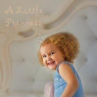 Маленькая принцесса! :: Ольга Егорова
