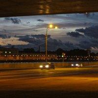 из -под моста Володарского :: Елена