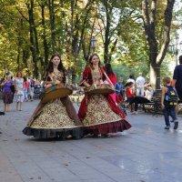 На Приморском бульваре :: Михаил Кашанин