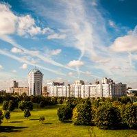 Город :: Денис Голушко