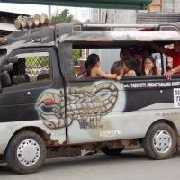"Филиппинская ""маршрутка"" :: Лариса Журавлева"