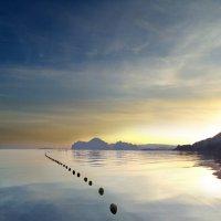 спокойствие моря и небес :: viton