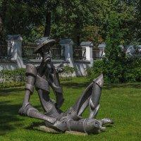 Дон Кихот :: Сергей Цветков