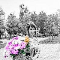 Счастья тебе, Лиза! :: Владимир Безбородов