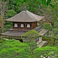 Киото. Храм Гинкакудзи Серебряный павильон :: Swetlana V