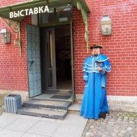 Петропавловская крепость :: Виктор Елисеев