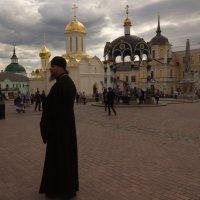 в Троице-Сергиевой Лавре :: Александра
