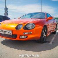 Toyota Celica :: Мария Малина