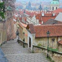 Королевская лестница, Пражский град :: Владимир Брагилевский