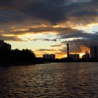 О пользе для здоровья велопрогулок после работы :: Андрей Лукьянов