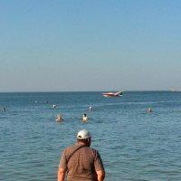 На море нет табличек ,,NO SMOKING,,! :: Наталья