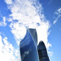 Москва-Сити :: Александр Сидоров