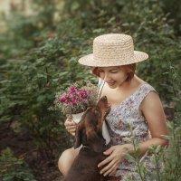 Садовница :: Оксана Терентьева