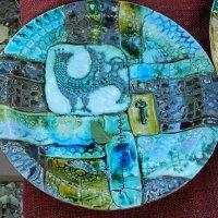 керамическое блюдо :: Natalia Mihailova