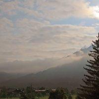 Утро в Альпах :: Alexander