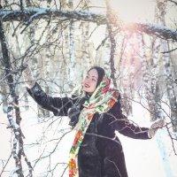 Морозное утро :: Ольга Микова