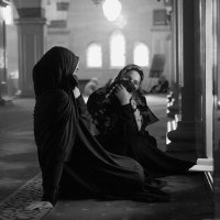 В мечети :: Ольга Юсупова