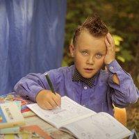 """Фотопроект """"Скоро в школу"""" :: Анастасия Рябова"""
