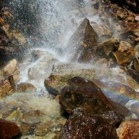 Волшебство водопада :: Светлана Попова