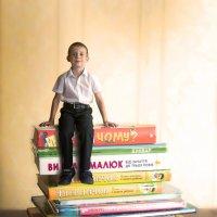 Маленький ученик :: Сергей Форос